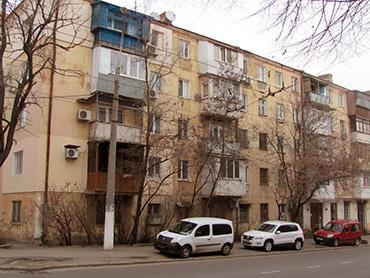Квартира на Черняховского
