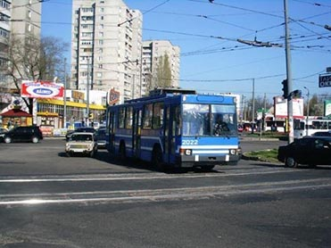малиновский район-транспорт