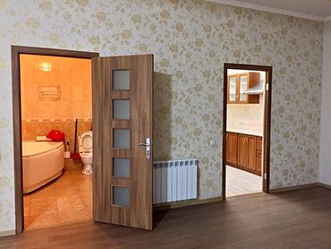 3-х комнатная квартира в ЖК «Аркадийский Дворец»